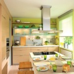 5 плюсов маленькой кухни