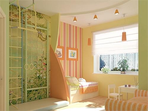 Экологическая чистота и безопасность в детской комнате