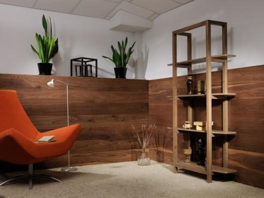 Деревянные панели для стен