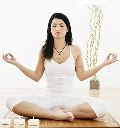 Медитация поможет поделиться с домовым энергией