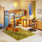 Обустройство детской комнаты своими руками