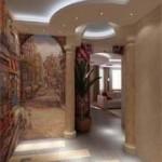 О художественной росписи стен