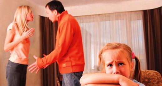 Ссора дома - может разозлить домового