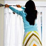 Как стирать тюль - простые рекомендации для домохозяйки